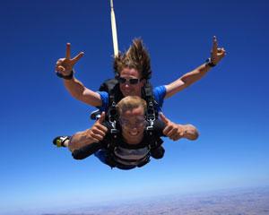 Skydiving Perth York - Weekend Tandem Skydive Up To 14,000ft JUNE SALE SPECIAL $234!
