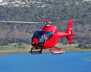 Helicopter Scenic Flight, 18 Minute Perth Sampler - Perth