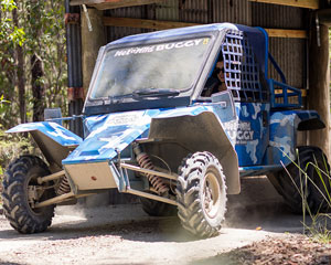 Wet'n'Wild Buggy, 3 Laps Licenced Driver - Gold Coast