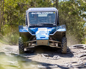 Wet'n'Wild Buggy, 2 Laps Licenced Driver - Gold Coast