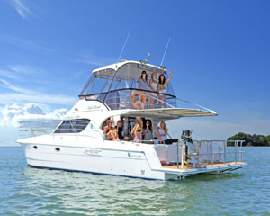 1 Hour Luxury Cruiser Charter (Up To 25 People) - Gold Coast