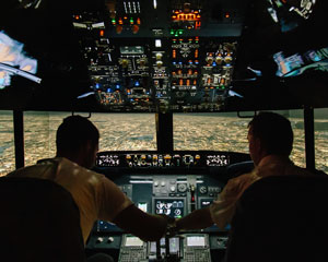 Flight Simulator, Canberra - 30 Minute Flight