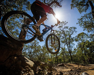 Blue Mountains MTB Bike Hire Experience - Narrowneck Plateau Trail Package
