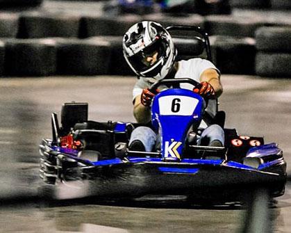 Indoor Go Kart Racing Experience - Chirnside Park, Melbourne
