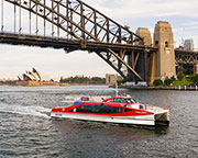 Taronga Zoo Entry and 2-day Sydney Harbour Hop on Hop off Cruise Pass