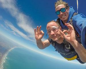 Skydiving Goolwa (Adelaide) - Tandem Skydive 12,000ft