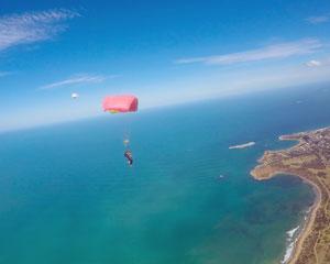 Skydiving Goolwa (Adelaide) - Tandem Skydive 9,000ft
