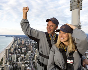 SkyPoint Daytime Climb - Surfers Paradise, Gold Coast QLD - AUGUST SPECIAL OFFER!