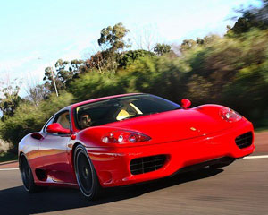 Drive A Ferrari Around Melbourne