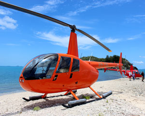 Scenic Heli Experience for 2, 30 min shared flight - Whitsundays
