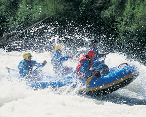 White Water Rafting, Full Day for Groups of 6 of More - King River, Melbourne