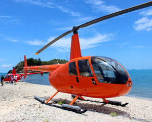Scenic Heli Experience for 3, 30 min - Whitsundays