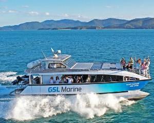 Fly & Cruise, Full Day - Whitsundays