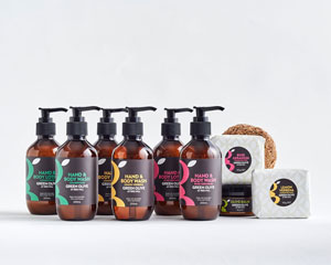 Perfect Body Collection Hamper