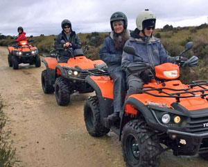 Cradle Mountain Quad Bike Tour - Tasmania DRIVER PLUS PASSENGER