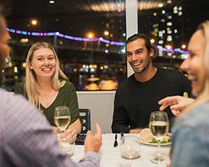 Gold Coast Sightseeing Dinner Cruise - Surfers Paradise