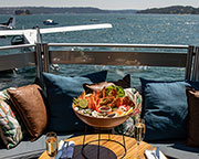 Sydney Seaplane Flight and Lunch At Empire Lounge - Rose Bay Sydney