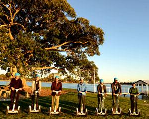 Segway Sunset Tour, 1 Hr - Mandurah, Perth
