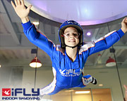 Indoor Skydiving Sydney, iFLY Plus Package (4 Flights) - SPECIAL OFFER