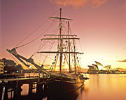 Sailing, Tall Ship Twilight Dinner and Drinks Package Cruise - Sydney SUMMER SPECIAL OFFER