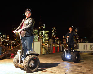 Segway Tour of Brisbane - 30 minutes