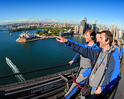 BridgeClimb Sydney - Weekend Daytime SPECIAL - INCLUDES PIZZA AND A PINT
