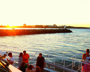 Sunset Seafood Buffet Cruise - Mooloolaba