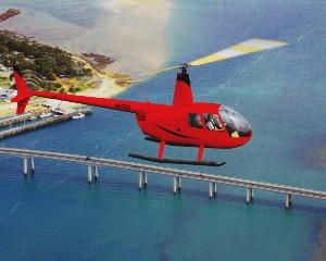 Helicopter Flight for 2, 8-minutes - Phillip Island