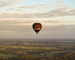 Hot Air Ballooning With Champagne Breakfast - Hunter Valley