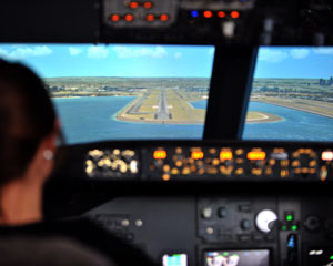Airliner Simulator Experience, 60 Minutes - Sydney