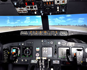 Airliner Simulator Experience, 90 Minutes - Sydney