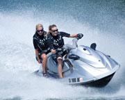 Jet Ski Adventure for two, 1.5hr South Stradbroke Island - Gold Coast