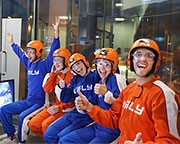 Indoor Skydiving Perth, iFLY Family & Friends Package (10 Flights)
