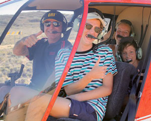 Helicopter Flight, 7 Minute Tour for 3 people - Yachep National Park, Perth