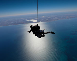 Skydiving Onto Rottnest Island - Tandem Skydive Up To 10,000ft - Perth WA