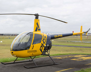 Learn To Fly a Helicopter on the Gold Coast - 30 Mins Helicopter Pilot Training