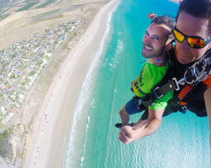 Skydiving 12,000ft Coastal Skydive Aldinga Beach - Adelaide