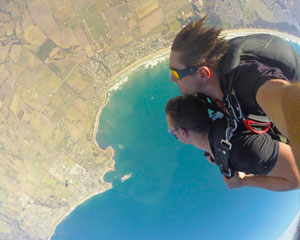 Skydiving 15,000ft Coastal Skydive Middleton Beach - Goolwa Adelaide