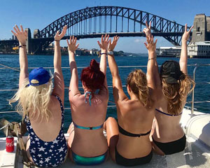 Sydney Harbour Beaches Cruise with BBQ Lunch - Sydney