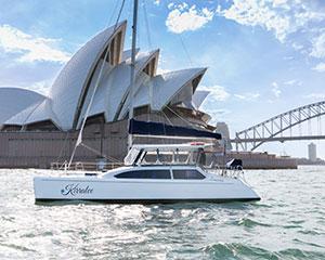 Sydney Harbour Cruise, Sunset & Sparkle - Sydney