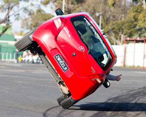 Stunt Driving School - Quakers Hill, Sydney