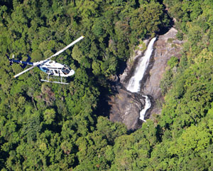 Rainforest Waterfall Helicopter Picnic Escape - Port Douglas
