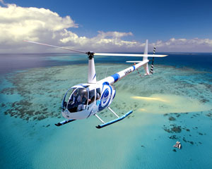 Helicopter Flight, 30-minute Reef Discovery - Cairns