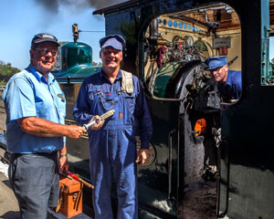 Steam Train Driver for a Day - Bellarine Peninsula, Queenscliff VIC