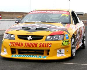 V8 Race Car Ride (FRONT SEAT!) - Hidden Valley, Darwin