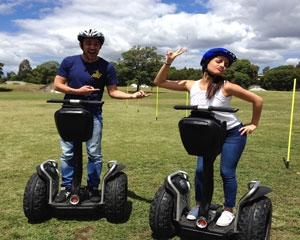 Segway Adventure Tour, 60 minutes – Sydney Olympic Park
