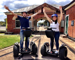 Segway Adventure Plus Tour, 90 minutes – Sydney Olympic Park