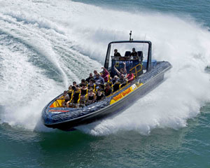 Jet Boat Ride - Fremantle, WA - AUTUMN SPECIAL OFFER FOR 2 PEOPLE!