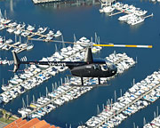 Helicopter Tour of Perth City, Private 25 Minute Flight For 2 People - Hillarys Boat Harbour