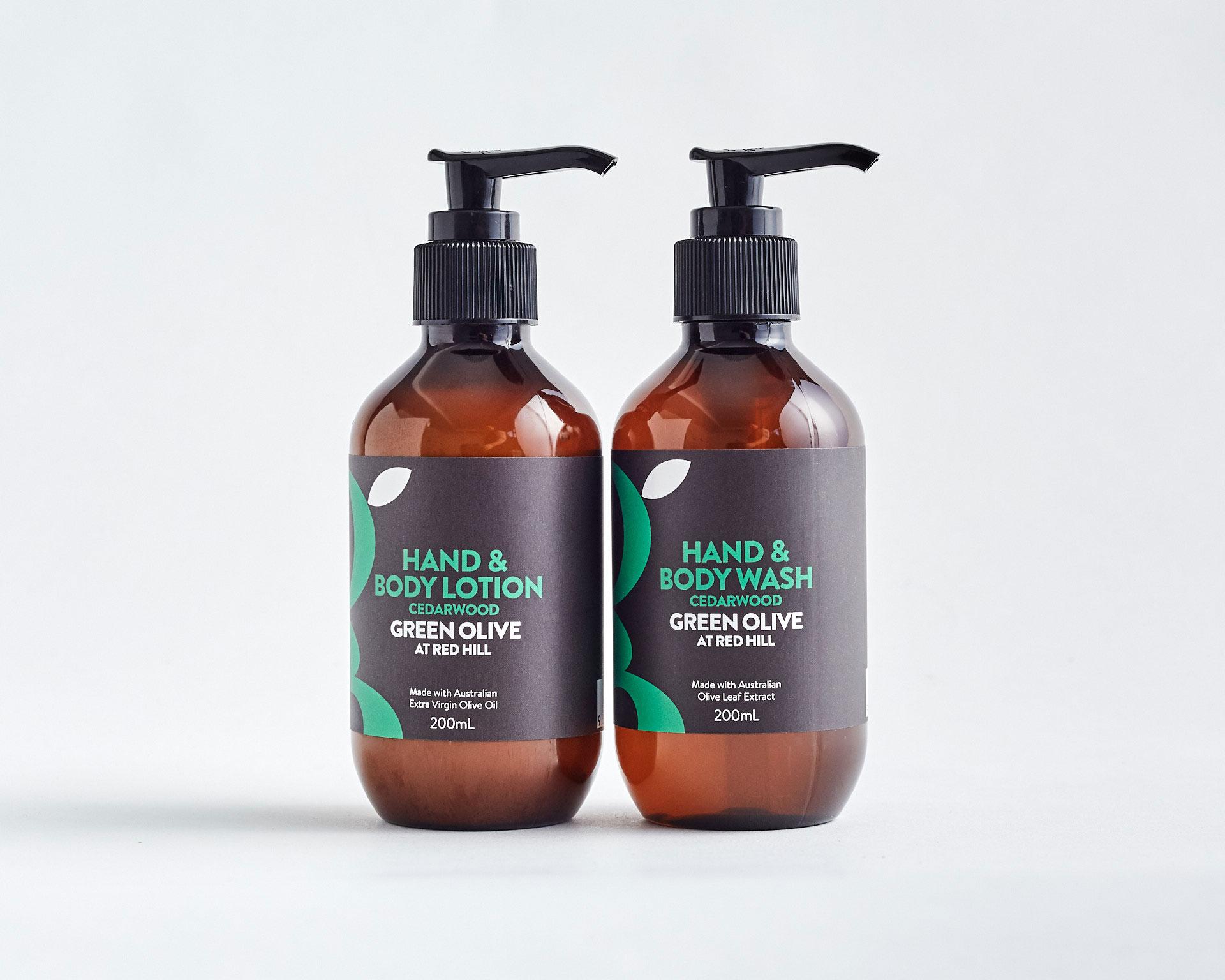 Body Duo - Wash and Moisturiser
